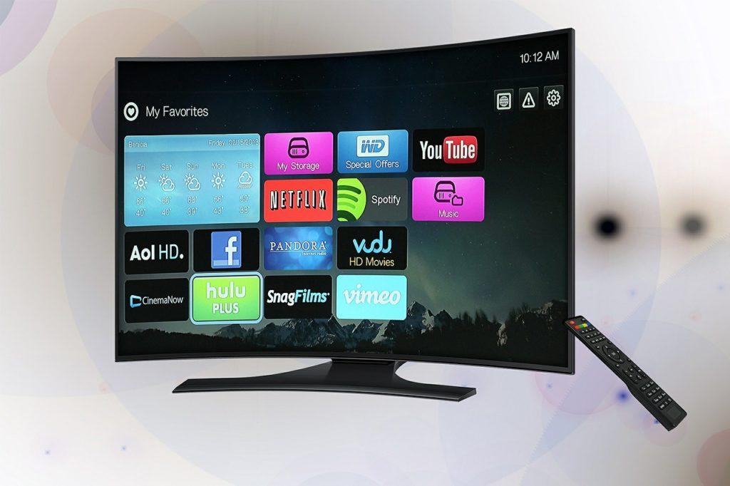 DSL mit Internet und Fernsehen